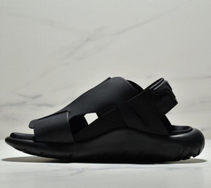 Hot Sale-Y3 men women lazy teen crowd bottomed sandals Y- 3 summer slippers large size US36-45
