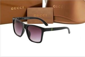 Nueva venta al por mayor 2247 gafas de sol para hombre gafas de sol de los deportes de la vendimia desginer gafas de sol para mujeres hombres Retro gafas cuadradas macho hembra