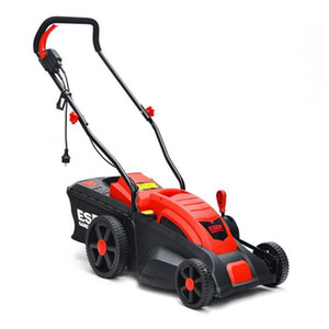 Powerful ESEN 1400W 1800W with 10m 30m 60m Corded Electric Lawn Mower 9 Gallon Grass Trimmer Weeding Machine