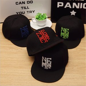 Designer men and women couple hats solid color letter embroidery baseball cap outdoor leisure sports adjustable hat wild dome flat eaves cap