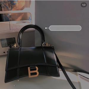 2019 yeni kadın Yüksek kaliteli marka çanta Messenger çanta orijinal kum saati KÜÇÜK ÜST KOL BAG omuz çantaları çanta çanta