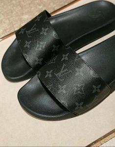 size 38-46 Women Designer Sandals Top Leather with Mix Colors Dust Bag Designer Shoes Luxury Slide Summer Wide Flat Sandals Slipper #500