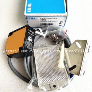 A3G-2MR + MR-1 FOTEK Neue Original-Lichtschranken-Sensoren Mirror Reflex FREE POWER PHOTO SENSOR