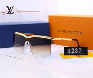2020 Lunettes de soleil pour hommes, femmes luxe Hommes Retro Sunglass Lunettes de soleil Mesdames Designer lunettes de conduite de verre Sun Livraison gratuite