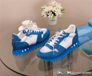 New RUNNER SNEAKER 1A526A Luxus-Designer-Schuhe Männer und Frauen mit den gleichen Paar Liebhaber Schuhgröße weiblich 35-41 männlich 39-45