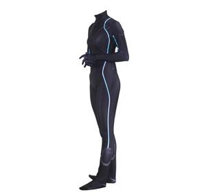 Thema Play Night Film Marvel Avengers Black Widow Siamese Tights Cosplay Heroine Kostüm für jeden Urlaub