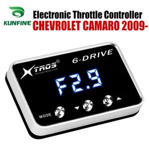 Contrôleur électronique de l'accélérateur Car Racing Accelerator Booster Pour Potent CHEVROLET CAMARO 2009 2010 2011 2012 2013 Pièces Tuning Accessoires