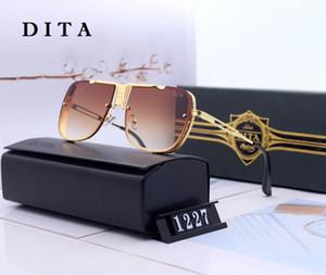 1227 2019 yüksek kalite marka erkekler ve kadınlar için tasarlanmış güneş gözlüğü, lüks güneş gözlüğü UV400 eşleştirme kutusu
