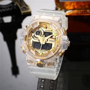Mens libre del envío G Deportes reloj populares Escalada reloj GA100 verano Relojes Digitales S hombres del choque de 100 relojes de pulsera Todas Puntero de trabajo