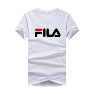 Sportmarke T-Shirts Männer Frauen plus Größe Casual T Shrits Kurzarm Rundhals Poloshirt Street Running Kleidung