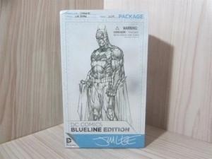 Anime Comic DC Batman Sketches Version Boxed Batman FIGURE 16cm