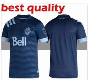МЛС Ванкувер Уайткэпс 2020 away трикотажные изделия футбола 2021 INBEOM 4 8 9 12 ARDAIZ Фелипе Монтеро Рейна 29 ALIADNAN 53 Джерси футбол рубашки