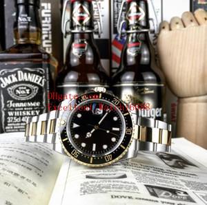 Acquista caldo Orologi da uomo 43 mm 126600 126603 lunetta in ceramica con quadrante nero in acciaio inossidabile 2813 orologi da polso meccanici automatici da uomo Chr