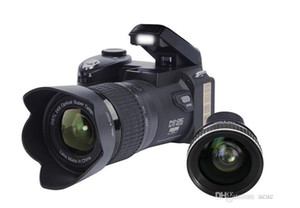 Nuovo Protax Polo D7100 Fotocamera digitale 33MP Full HD1080P 24x Optical Zoom AUTO FOCUS FOCUS PROFESSIONAL Videocamera