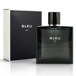 NEUE Ankunft EDP Blau Parfüm für Männer 100ml mit lang anhaltender Zeit guten Geruch hohen Duft capactity