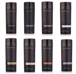 Keratina natural Top Fibra de cabello 27.5g Black Build Build Funding Pérdida Corrector de Corrector Polvo Cubierta Cubierta Calva