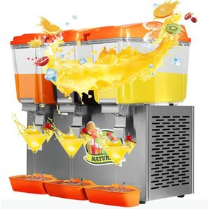 16L * 3 коммерческих горячих и холодных соков машина трехцилиндровый холодный напиток автоматическая буфет чайная машина миксер