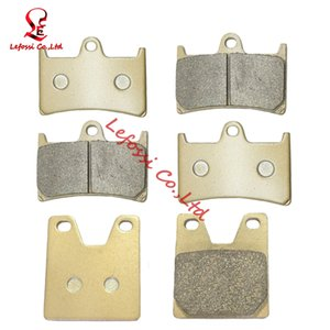 Motorcycle Front Rear Brake Pads For Yamaha YZF1000 YZFR1 YZF-R1 YZF 1000 R1 98 99 00 01 1998 1999 2000 2001