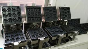 waffle makinesi taiyaki fırın, balık / ayı waffle makinesi