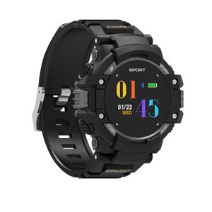 1PCS F7 OLED SCREEN Smart Watch NRF52832 GPS Height measurement Pedometer Wristwatch Bluetooth Sports Health for Android IOS free shipping