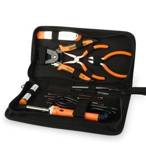 JAKEMY JM-P14 14 в 1 Комплект механического DIY отвертки набор ручного инструмента с паяльной проволоки все виды щипцов для БЛА ремонта