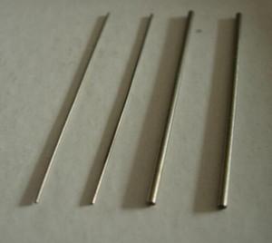 tubo de escape de tubo de parede fina de titânio tubo de tubo de titânio retangular de alta qualidade GR1 GR9 para a indústria