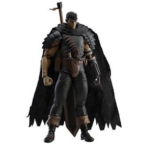 Gioco Berserk Beruseruku Figma 359 Black Swordman Action Figures Mode Toys 17cm J190720