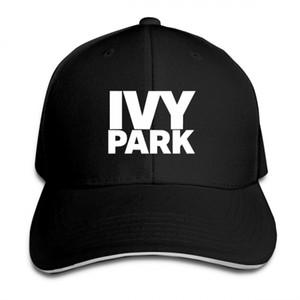 Beyonce IVY PARK Berretto da baseball Marca Fashion Style Cotone canapa di cenere Cappello stampa unisex Snapback Caps donna regolabile uomo