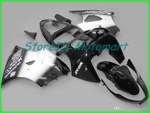 Kit di carene per KAWASAKI ZX6R 00 01 02 ZX6R 2000-2002 636 ZX 6R 2000 2001 2002 carenature impostato ZX6R112