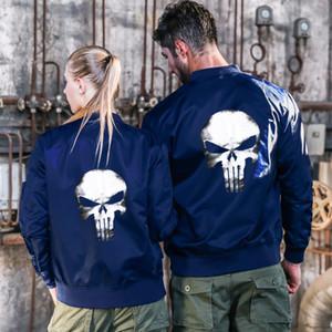 mens 2020 favour designer clots high quality military uniform air force one sket men's coacket straker bomber jacket
