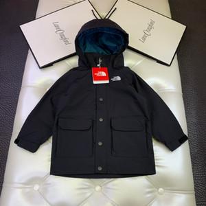 осенняя детская куртка пальто детская дизайнерская одежда замороженная и зимняя новые мальчики и девочки водонепроницаемые дышащие дизайнерские куртки лучшие