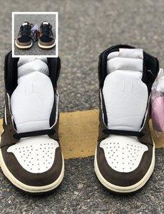 مع مربع ترافيس عالية ومنخفضة og 1 عارضة جاك من جلد الغزال الشراع الأسود الظلام موكا جامعة 1 مشترك تو أحذية فاخرة عارضة