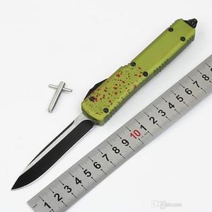 Высокое качество Автоматический нож Ботнет UT70 AU Matic 7CR17 Охотничий складной карманный нож EDC выживания тактический нож