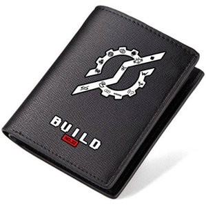 빌드 지갑 kamen 라이더 지갑 마스크 된 돈 수호 짧은 가죽 긴 현금 가방 케이스 Notecase Burse Loose Change Smash Note Card Holde Boaf