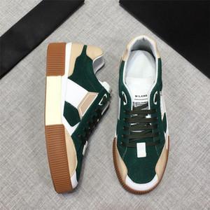 2020 new tao Luxury Men Brand Designer Casual Shoes Top Quality Men Designer Shoes Multicolor Fashion Men Sneaker Causal Shoes