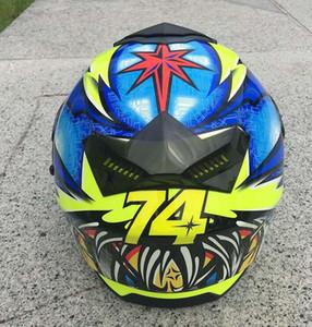 2019 novo capacete da motocicleta inverno corridas locomotiva macho e fêmea quatro estações capacete universal luz metade capacete de corrida metade capô
