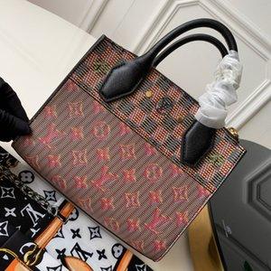 LOU1S VU1TTON M55469 Genuine leather women twist handbag messenger shoulder bag pockets Totes Shopping bags Backpack Key Wallets