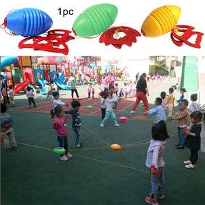 Спорт на открытом воздухе 18 см Шаттл мяч подарок образовательный детский сад родитель ребенок PE деятельность тянуть игрушку двойная комбинация забавная игра