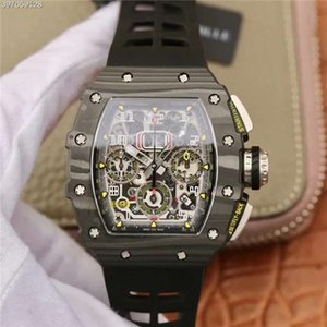 affari Top RM11-03 progettista di alta qualità su misura orologi titanio cassa dell'orologio in acciaio mens produzione KV orologi di personalità di orologi di lusso