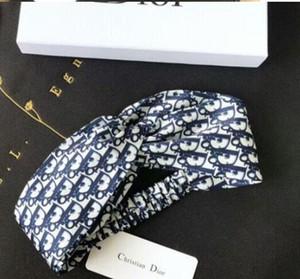 2020 nouveaux designers Bandeaux pour les femmes et les hommes 2 Styles Bandeau lettres Bandeaux tête écharpe pour les bijoux de cheveux Cadeaux