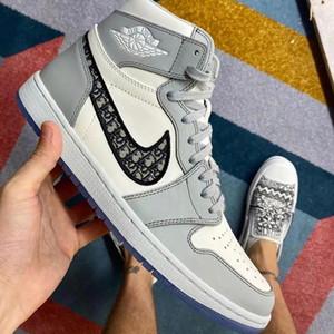 2020 Fashion Paris Damen Sneaker Klassische Letters Freizeitschuhe Vakuum Outsole beiläufige Dad Schuhe DIOR Oblique hochwertige Sneakers -11
