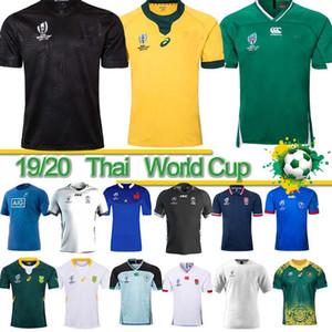Thai 2019 Wallabies BLACKS Austrália Rugby Jersey Fiji 2019 Janpan Copa do Mundo de Rugby Shirt Rugby Jerseys