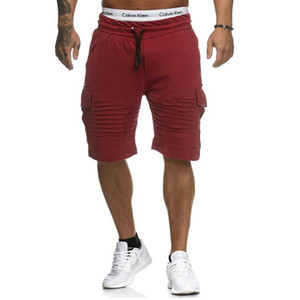 Kurze Hosen-Sommer-Designer Sport Shorts Mode Relaxed elastische Taillen-Kleid der Männer Striped Druck