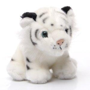 Nooer Emulational Baby-nette Tiger-Plüsch-Spielzeug Weiche sibirischen Bengal Tiger Spielzeug Gefüllte Wilde Tiere Kinder Geburtstag Kind-Geschenk
