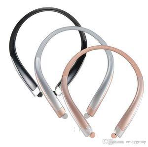 HBS1100 HX1100 HBS1100 Bluetooth Wireless Headset CSR4.1 Qualidade Neckband Esportes Earphones altos com Mic Headphones
