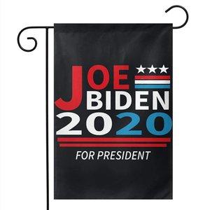 Biden Polyester Bayrak Amerikan Seçim Joe Biden İçin Başkan Bahçe Bayrak çift taraflı 30 * 45 cm