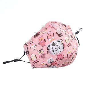 Lieblingskinder Baumwollkinder Lieblings-Cartoon stoc PM2 Maske Aktivkohlefiltermaske Staubmaske mit stoc PM2