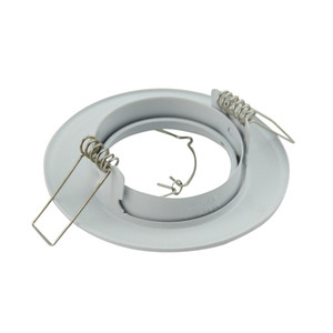 Suporte da lâmpada do teto MR16 Quadro Corpo de ferro GU10 GU5.3 encaixe com base GU10 MR16 Soquete aplicado luminária para teto