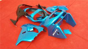 Para el cuerpo KAWASAKI NINJA ZX 9 R ZX900 ZX9 R ZX9R 98 99 ZX ZX 9R 900cc 98 99 ZX9R 1998 1999 2000 kit de carenado negro verde