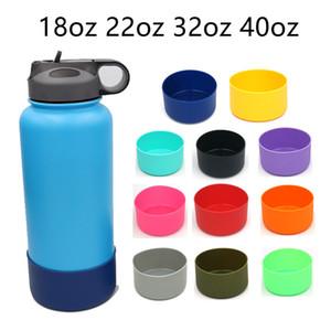 Tappo di copertura per manicotto protettivo in silicone per tappetini per bicchieri da viaggio in acciaio inossidabile isolati sottovuoto A03